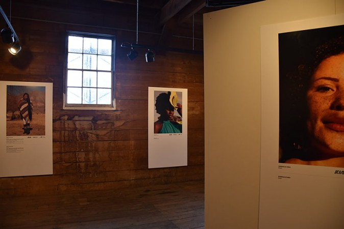 Image of the Soul of the Rurality photographic exhibition at the Canada Agriculture and Food Museum